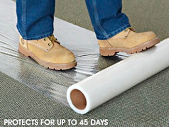 "Carpet Protection Tape - 24"" x 200'"