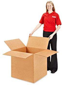 "22 x 22 x 22"" Corrugated Boxes"