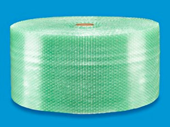 """UPSable Eco-Friendly Bubble Roll - 12"""" x 300', 3⁄16"""", Perforated"""