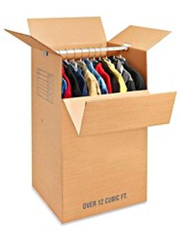 Wardrobe Boxes $20.00 Each / Minimum Bundle 5
