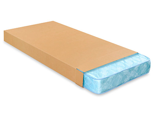 "81 x 11 x 40-80"" Queen/King Size Mattress Boxes"