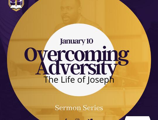 New Sermon Series