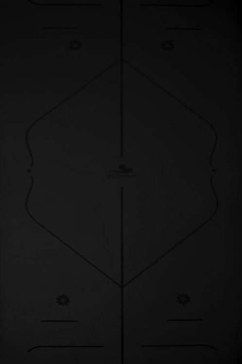 Butham Alineación -Negro