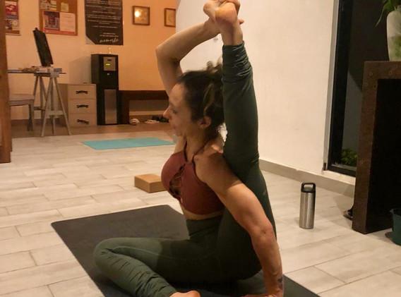 Día 1 Apertura de Cadera + Balance