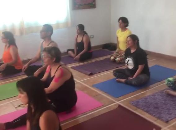 Taller Maha Bandha, Butham Yoga, Puebla