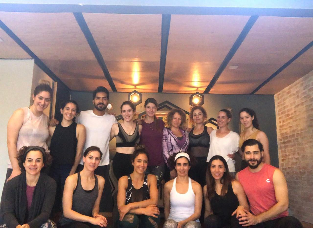 Masterclass con Julietasana @ Brahma Yoga - León Gto.