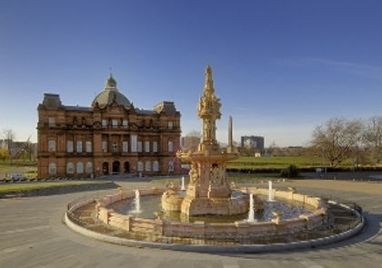 People's Palace; Glasgow