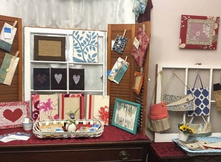 2018 Holiday Tea, Prayer & Crafts Event