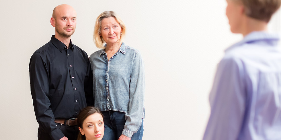 Termin verschoben! Familienaufstellung mit Fabrice und Hedda Janssen