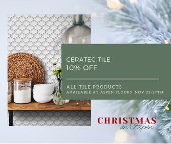 10% off Ceratec Tile
