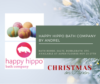 Happy Hippo Bath Company - by Andrel