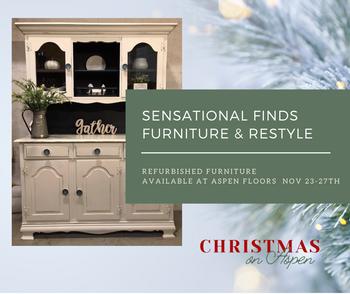 Sensational Finds Furniture & Restyle