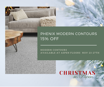 15% off Phenix Modern Contours Carpet