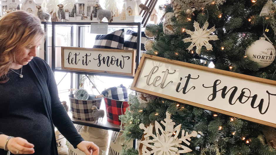 Our first blog post! Chatting Christmas on Aspen & our reflections on 2020