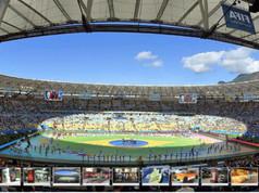 Tapete para Evento - Copa Brasil 2014
