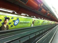 Tunel Estação Consolação