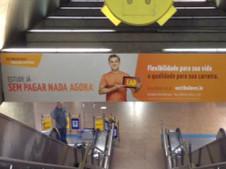 Testeira Estação Vila Mariana