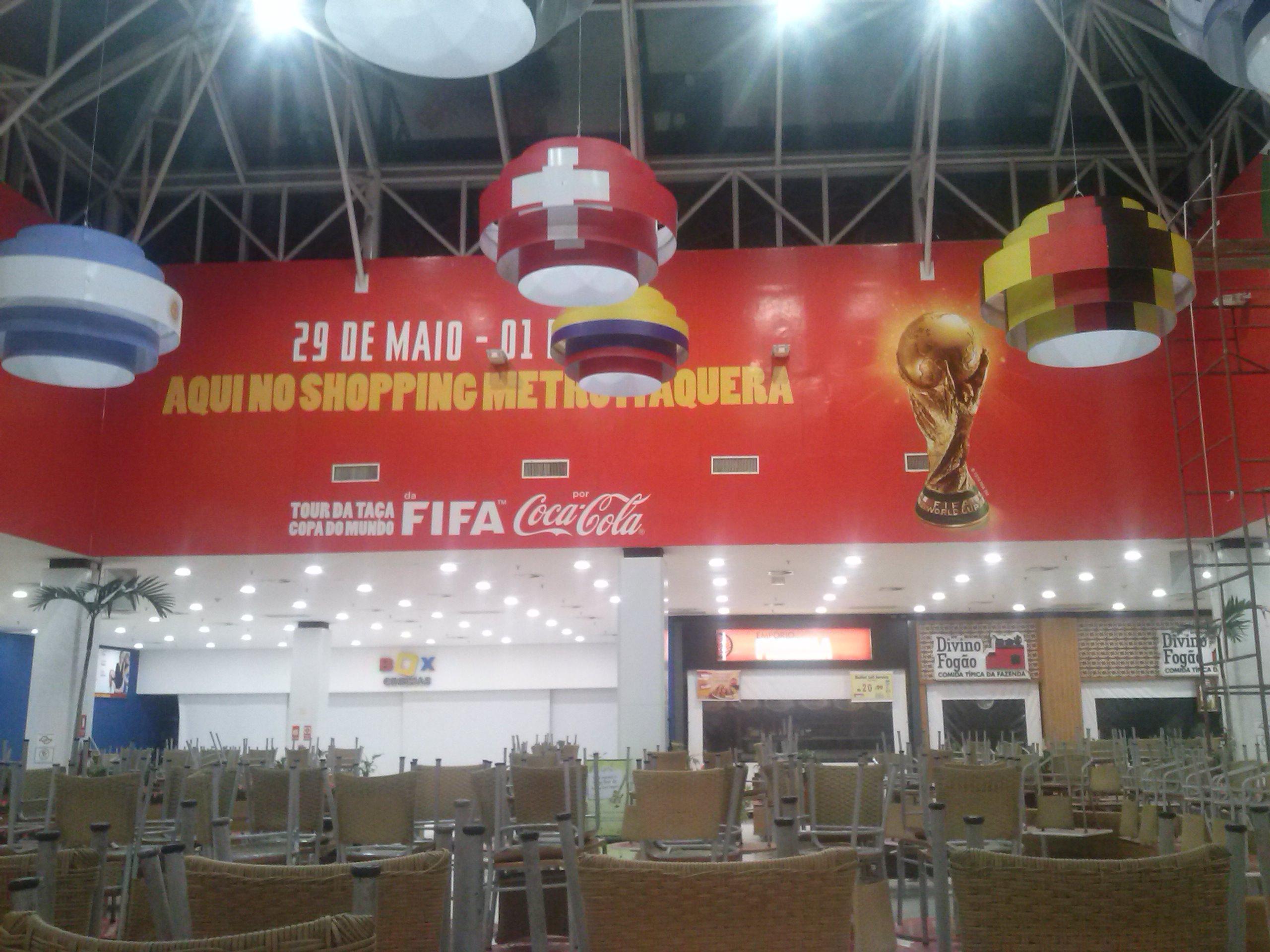 Copa metro itaq