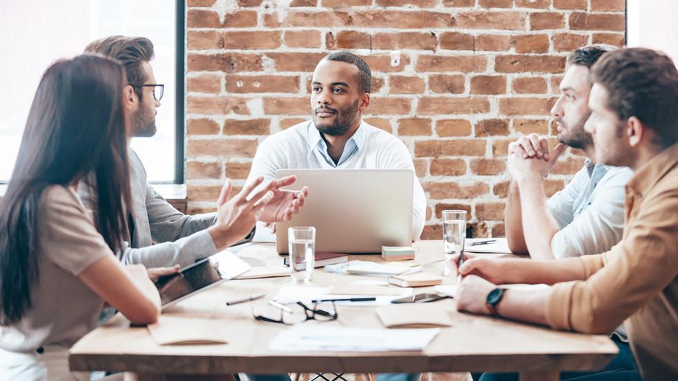 Terceirização de serviços de Escritório - Coworking