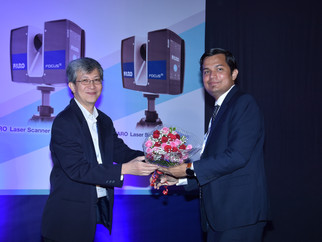 FARO Asia Pacific 3D User Conference held at Mumbai