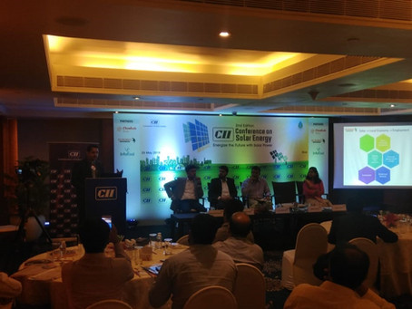 CII Conference on Solar Energy