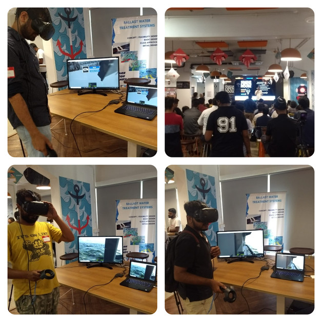 Start-up Open House Event at 91 SpringBoard , Goa