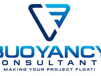 Buoyancy Consultants unveils its new logo.