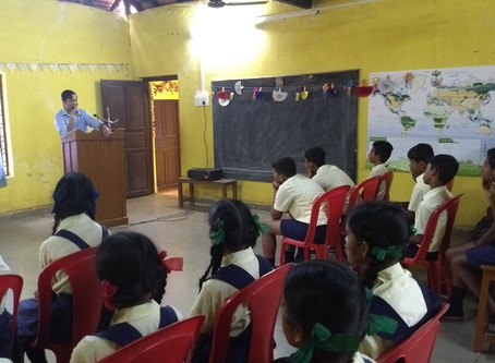 Youth Entrepreneurship Showcase. 'Inspirational Entrepreneurs' CEO - Prasad P. Sawant