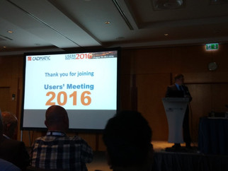 Cadmatic Users Conference 2016