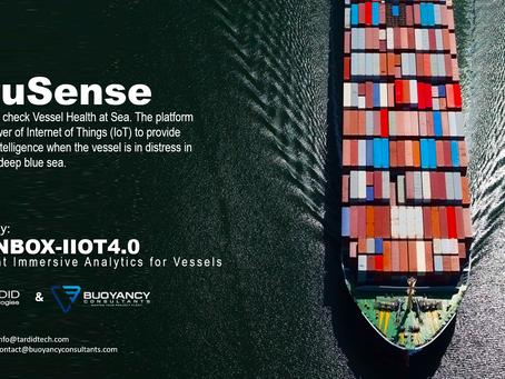 Introduced StruSense platform for vessel health.