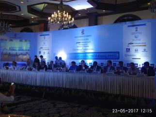 Coastal Shipping and IWT Business summit at Kolkata , 2017