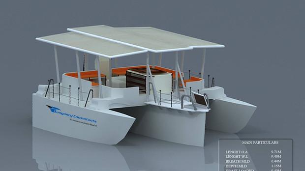 Trimaran Design