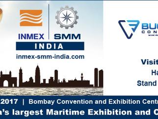Visit us at INMEX-SMM India 2017