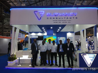 At INMEX SMM 2017 in Mumbai