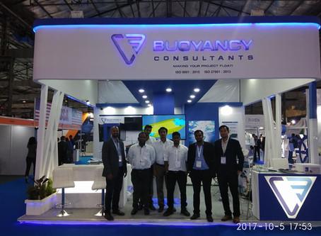 At INMEX SMM 2017 in Mumbai