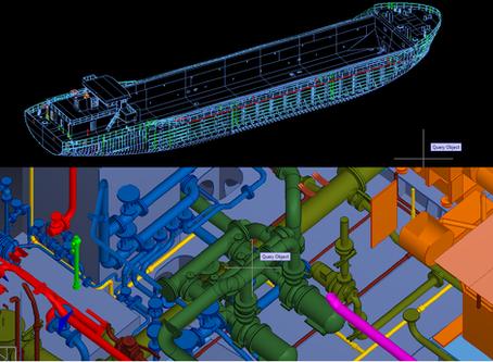 Complete detail design engineering of a Coaster/River Sea Vessel (#RSV)