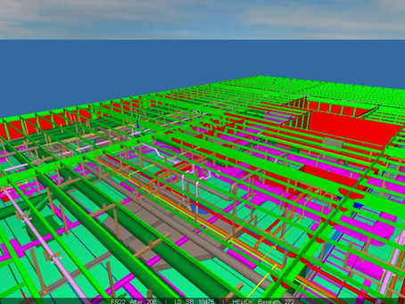 Detail design completion of FPSO Conversion