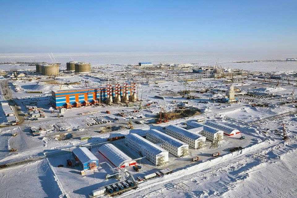 LNG Yamal Russia