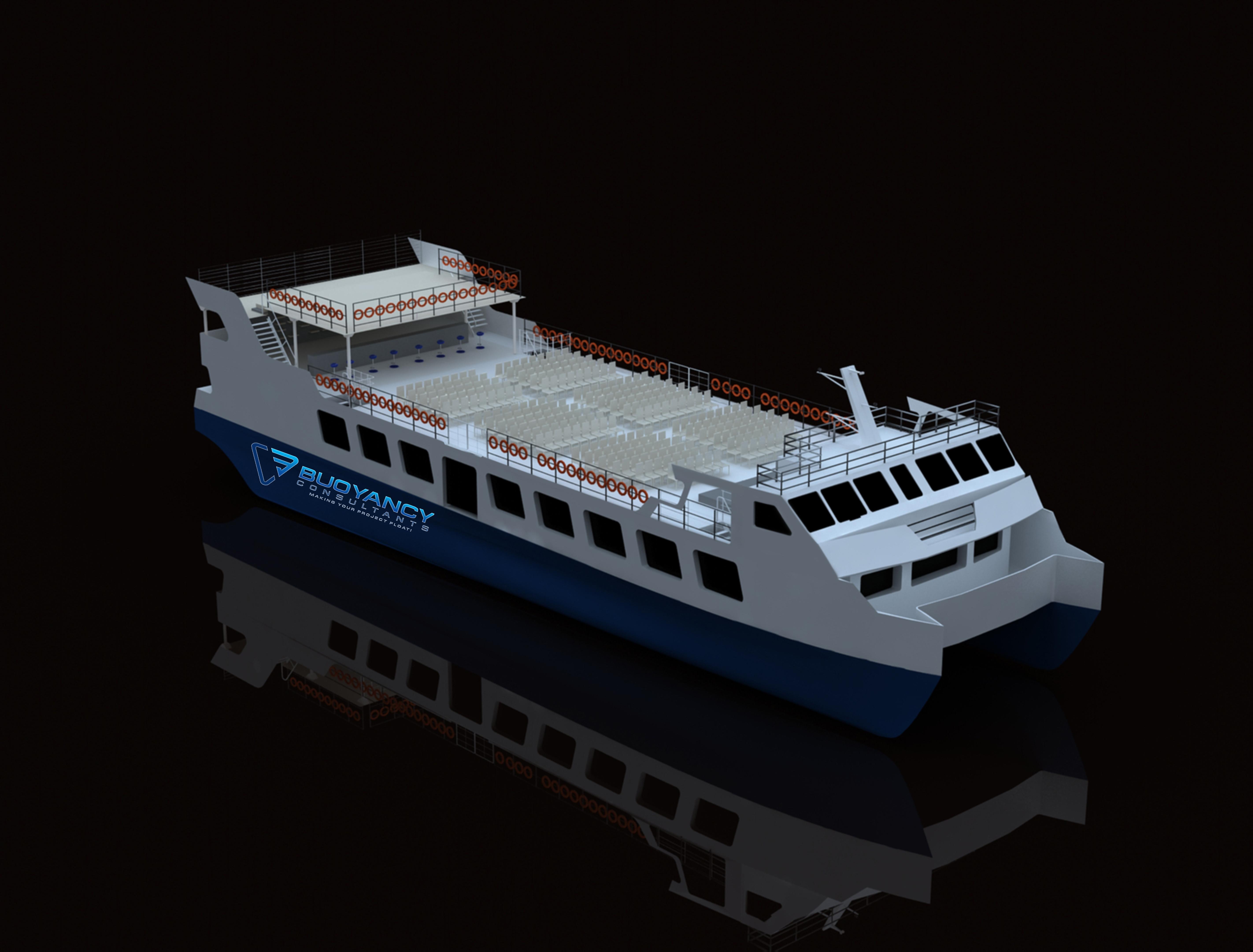 Catamaran 600 Pax