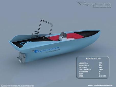 Pleasure Boat Design