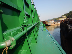 Barge to Tanker Conversion