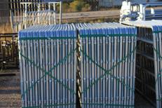 Farm Gates Bundled for Shipment