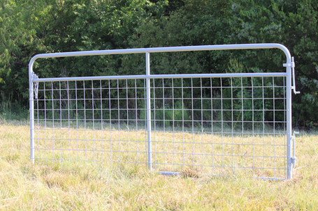 Wire Filled Gate