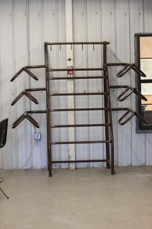 6 Tier Saddle & Blanket Rack