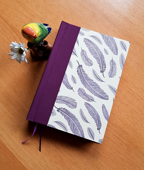 Feather Page-a-day Diary