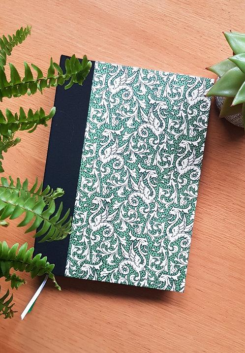 Green Dragon  Half-page Diary