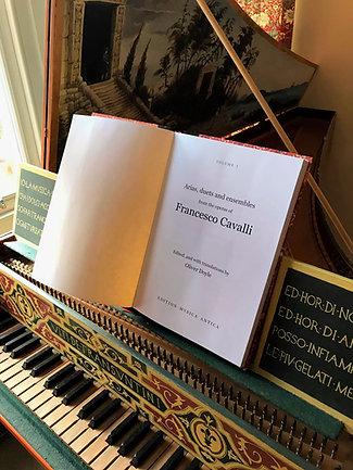 Arias, Duets & Ensembles from the Operas of Francesco Cavalli