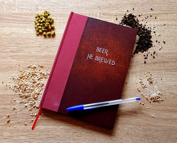 Beer he brewed