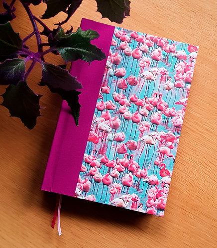 Flamingo Page-a-day Diary