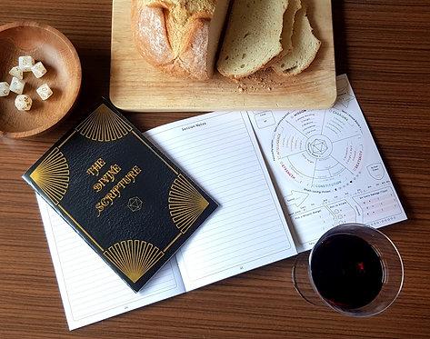 Divine Scriptures Character Book